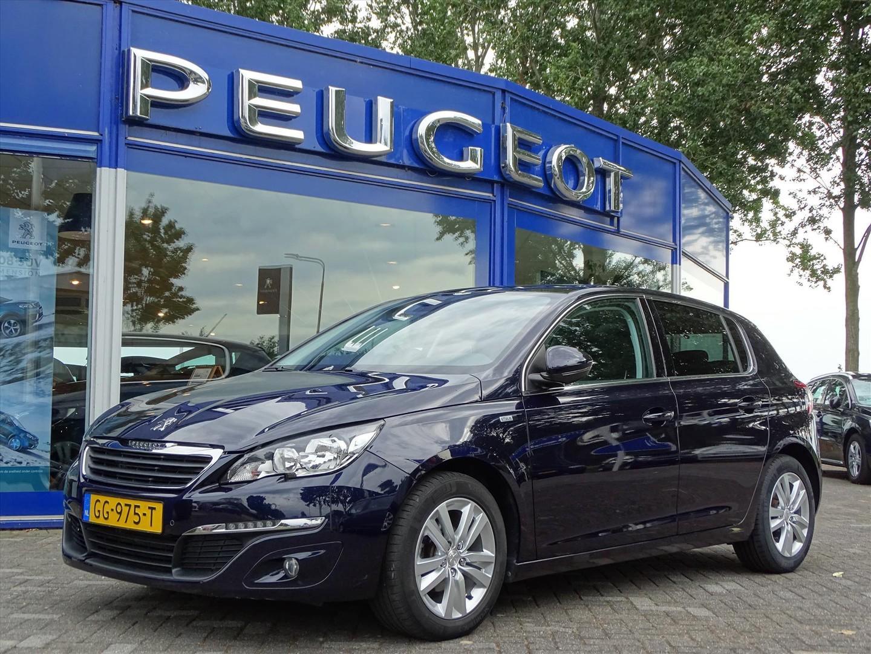 Peugeot 308 1.2 puretech 110pk style