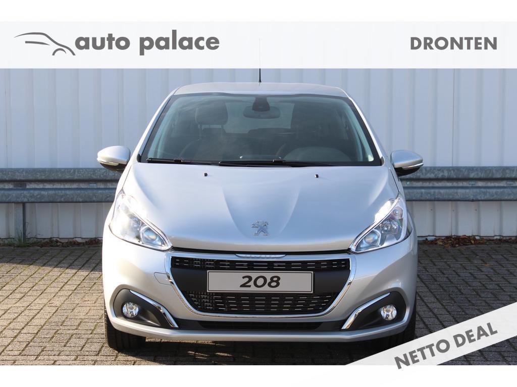 Peugeot 208 Signature 5drs. 1.2 82pk.