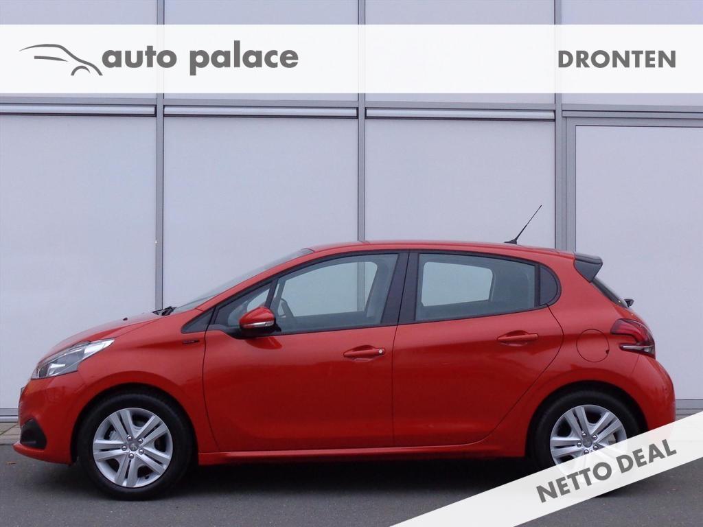 Peugeot 208 Signature 5 drs.1.2 82pk