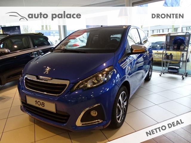 Peugeot 108 Collection 5drs.1.0 72pk