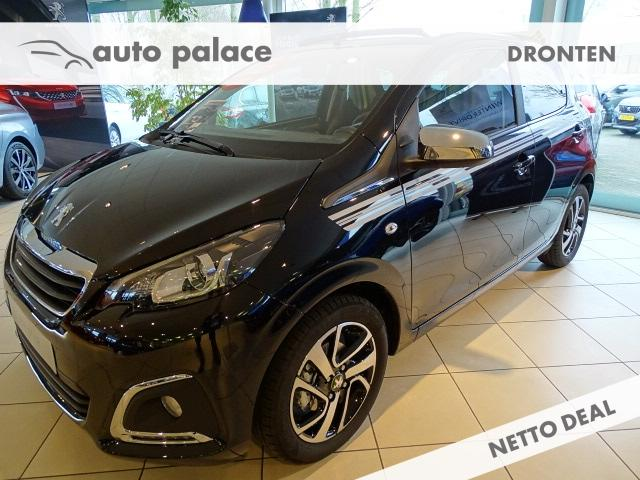 Peugeot 108 Top collection 5drs.1.0 72pk.
