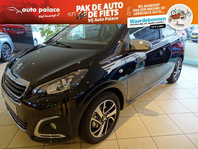 Peugeot 108 Top collection 5drs.1.0 72pk.