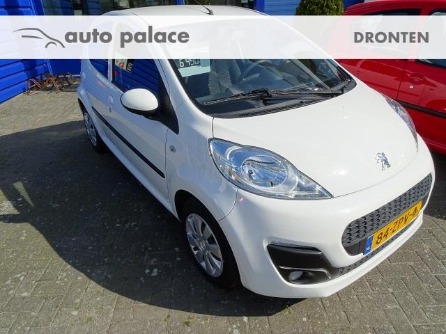 Peugeot 107 5d active 1.0 68pk