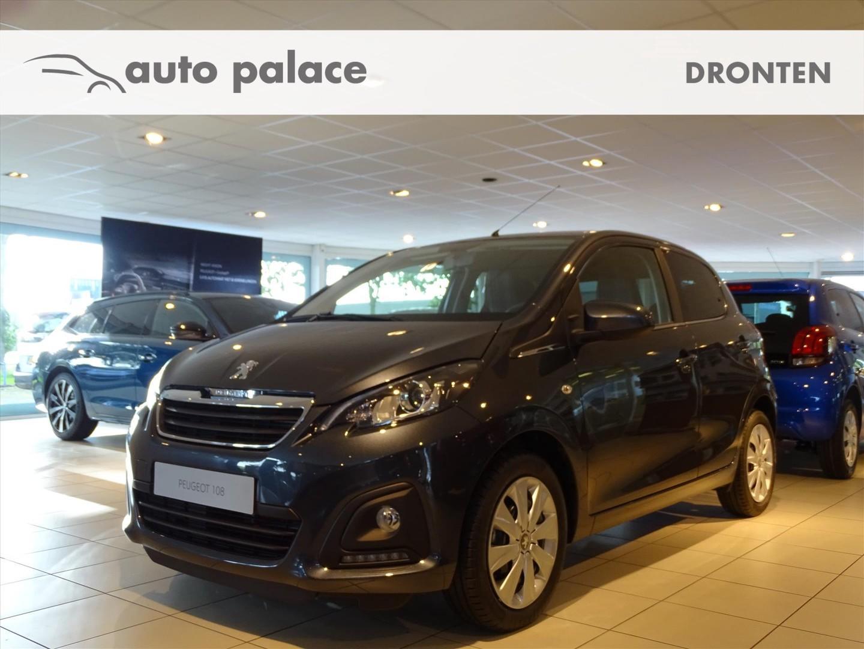 Peugeot 108 1.0 72pk active premium