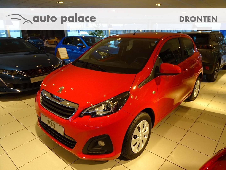 Peugeot 108 Active 1.0 e-vti 72pk 5d