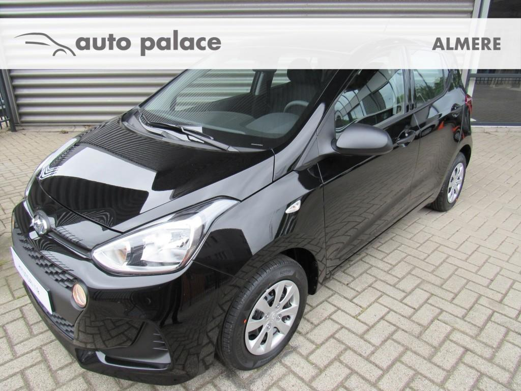 Hyundai I10 I-motion incl. extra inruil dealer draait door