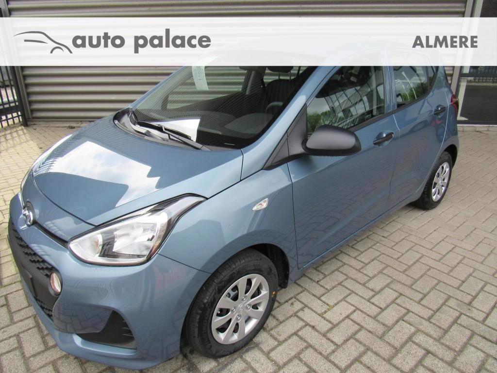 Hyundai I10 1.0i blue i-motion