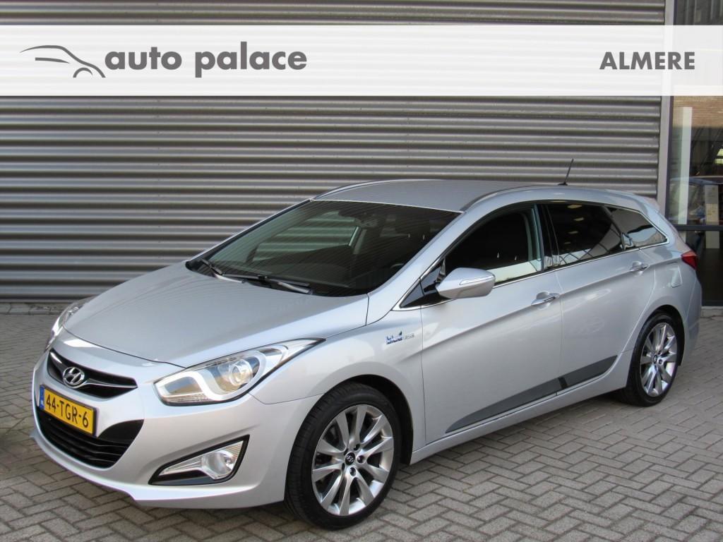 Hyundai I 40 1.7 crdi 115pk business ed. nav