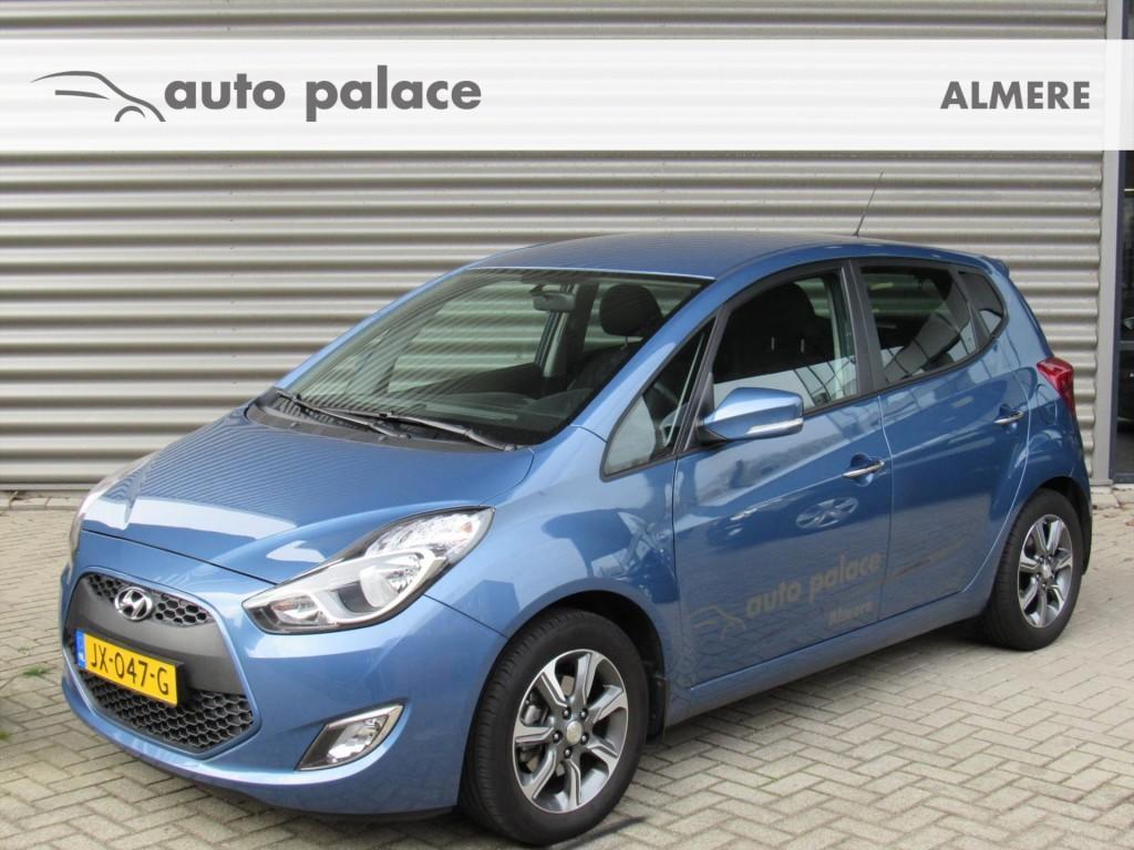Hyundai Ix20 1.4i blue 90pk go!