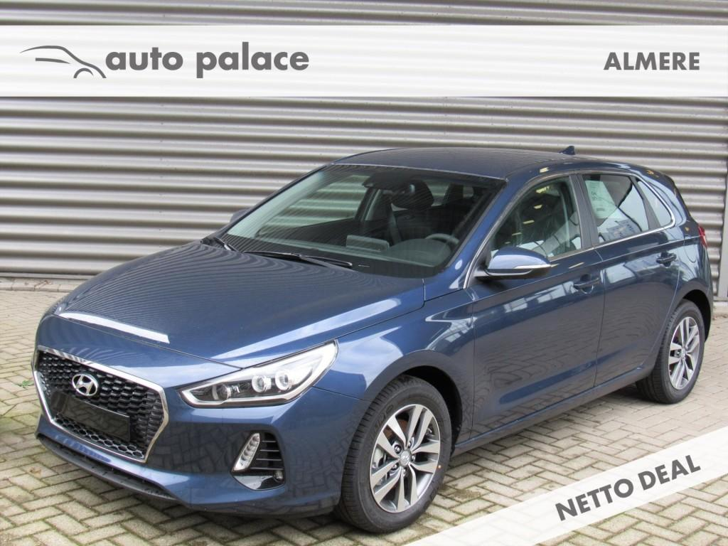 Hyundai I30 1.0 t-gdi 120pk first edition new i30