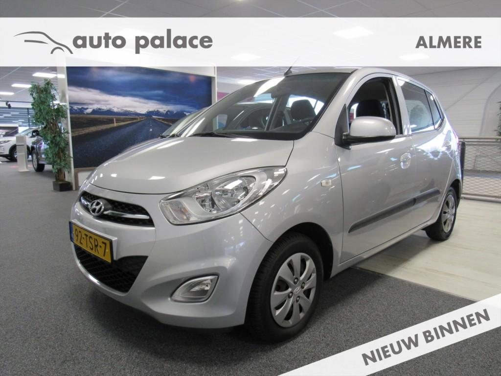 Hyundai I10 1.25i plus 5-deaurs airco