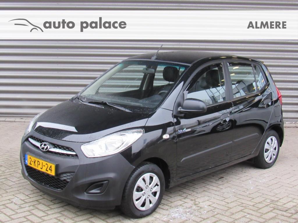 Hyundai I10 1.0i pure leder airco