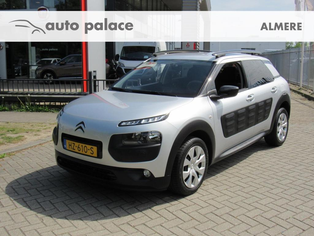 Citroën C4 cactus 1.6 blue hdi 100 automaat airco