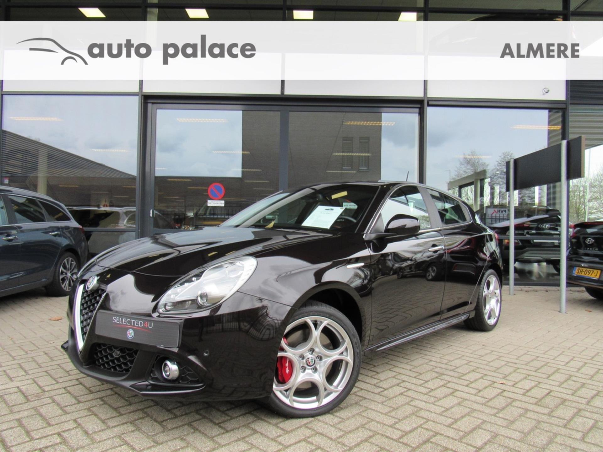 Alfa romeo Giulietta 1.4 turbo 170pk tct super