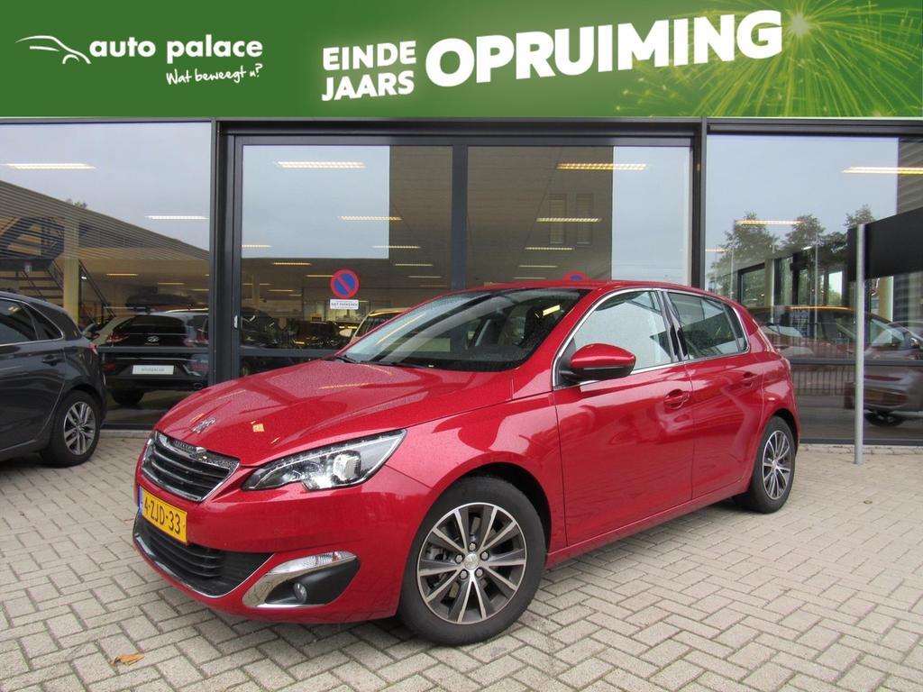 Peugeot 308 1.6 thp 155pk allure nieuwstaat !!