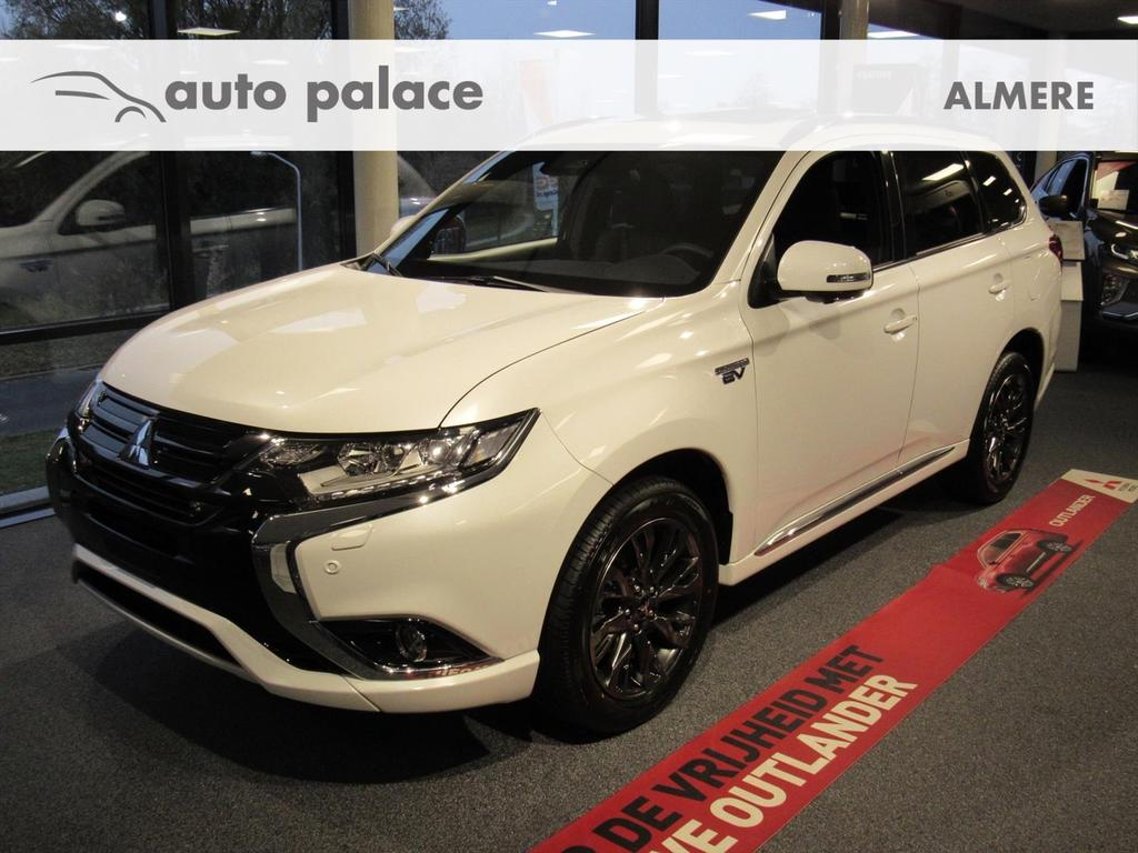 Mitsubishi Outlander S-edition phev