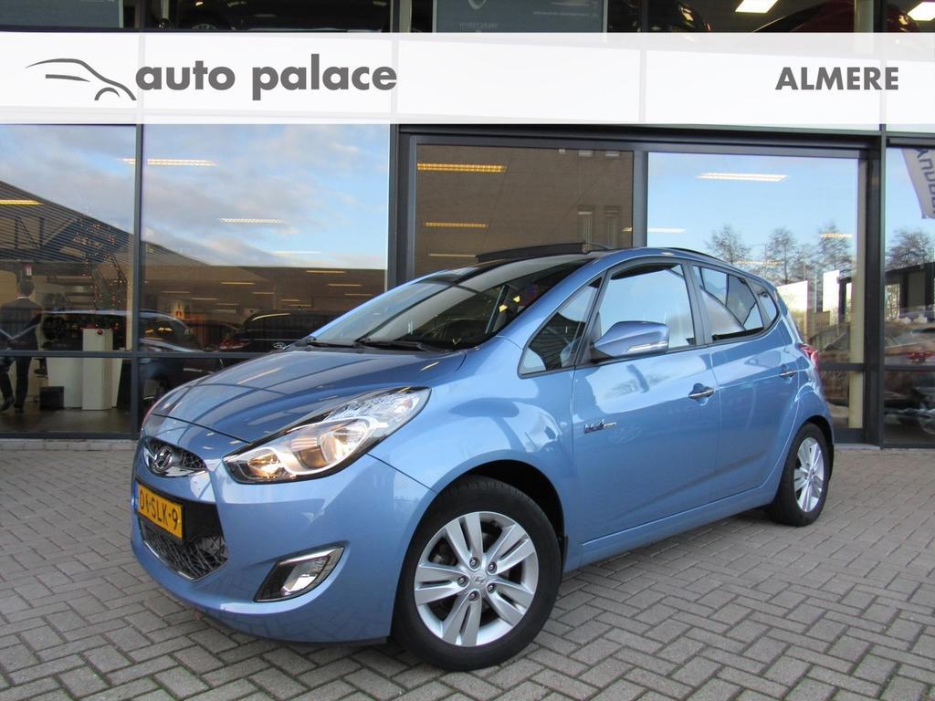 Hyundai Ix20 1.6i blue 124pk i-catcher alle opties !!!!