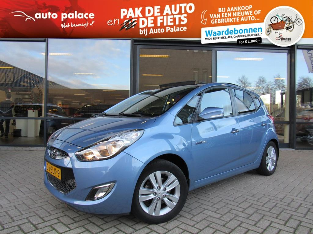 Hyundai Ix20 1.6i blue 124pk i-catcher alle opties !!!!