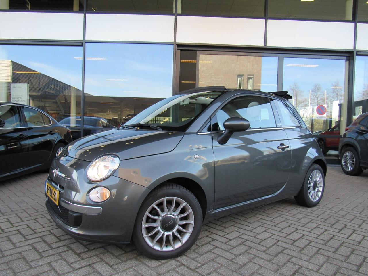 Fiat 500c 0.9 85pk turbo cabrio lounge