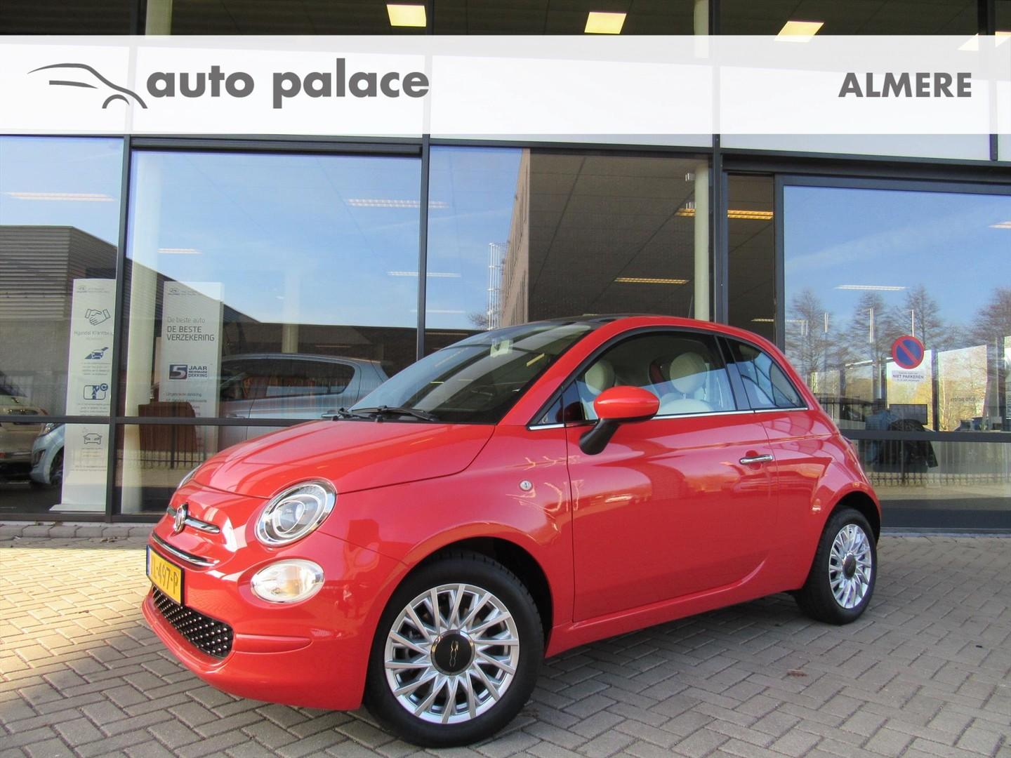 Fiat 500 Twinair turbo 80pk lounge