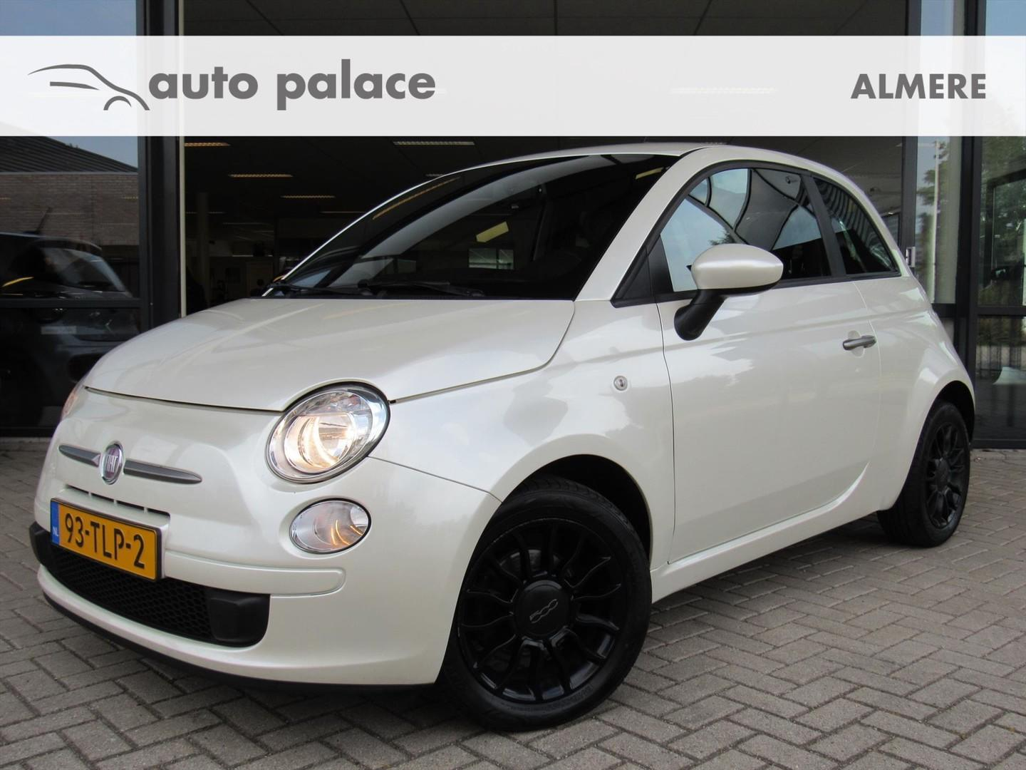 Fiat 500 0.9 85pk twinair turbo plus