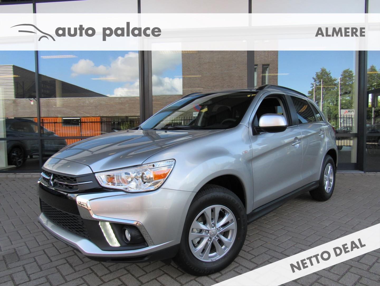 Mitsubishi Asx 1.6 117pk cleartec rijklaar €22.995,- !!