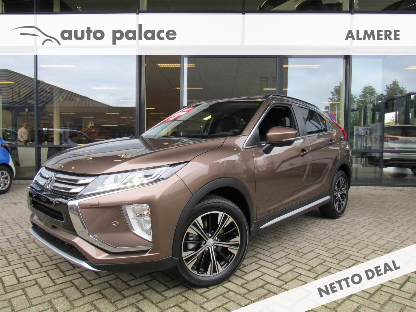 Mitsubishi Eclipse cross 1.5 di-t 163pk 2wd first edition rijklaar €29.945,-