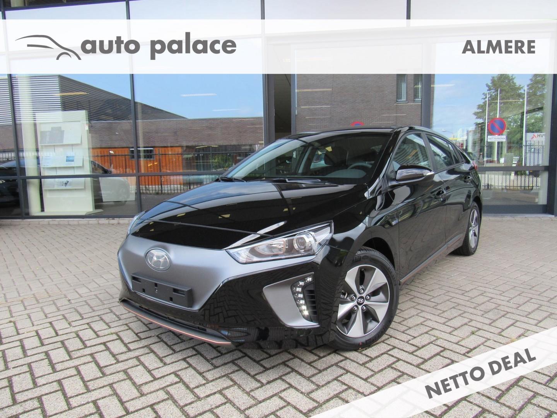 Hyundai Ioniq Ev 120 pk aut. comfort direct leverbaar €26.250,- ex btw