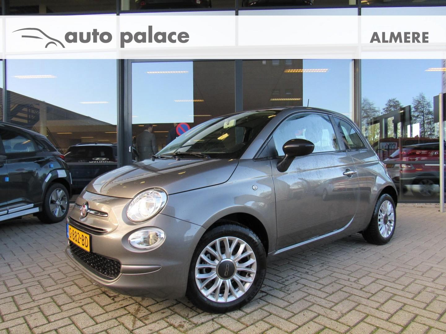 Fiat 500 Twinair turbo 80pk young navi, metallic lmv