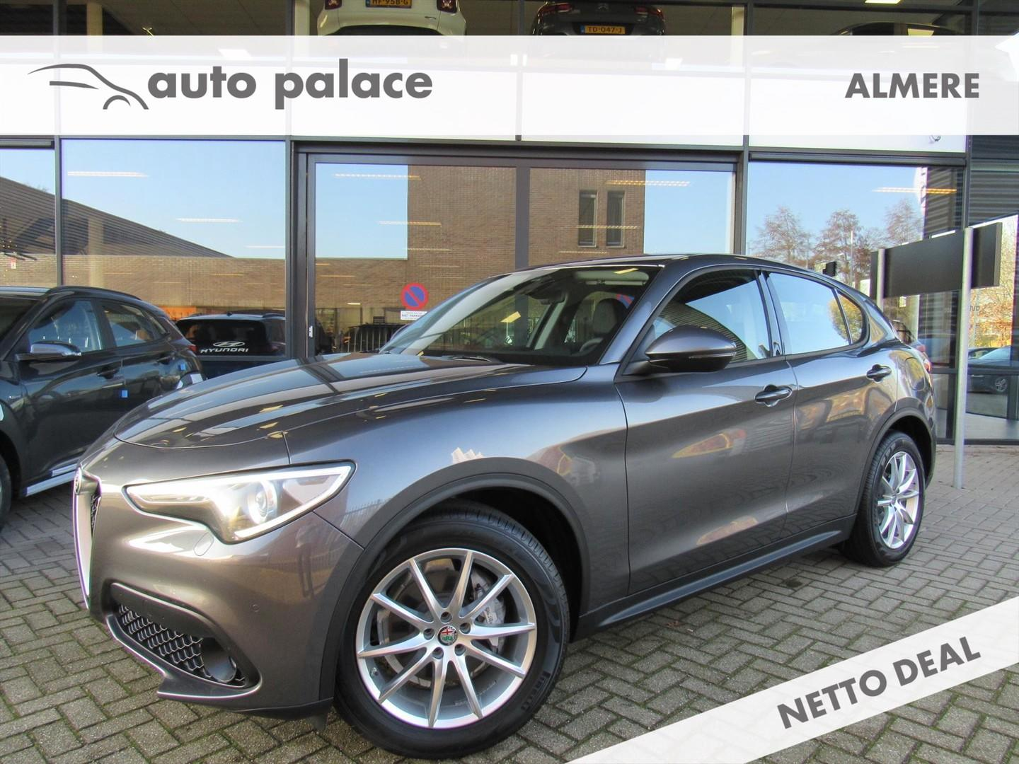 Alfa romeo Stelvio 2.2 jtd at 180pk super