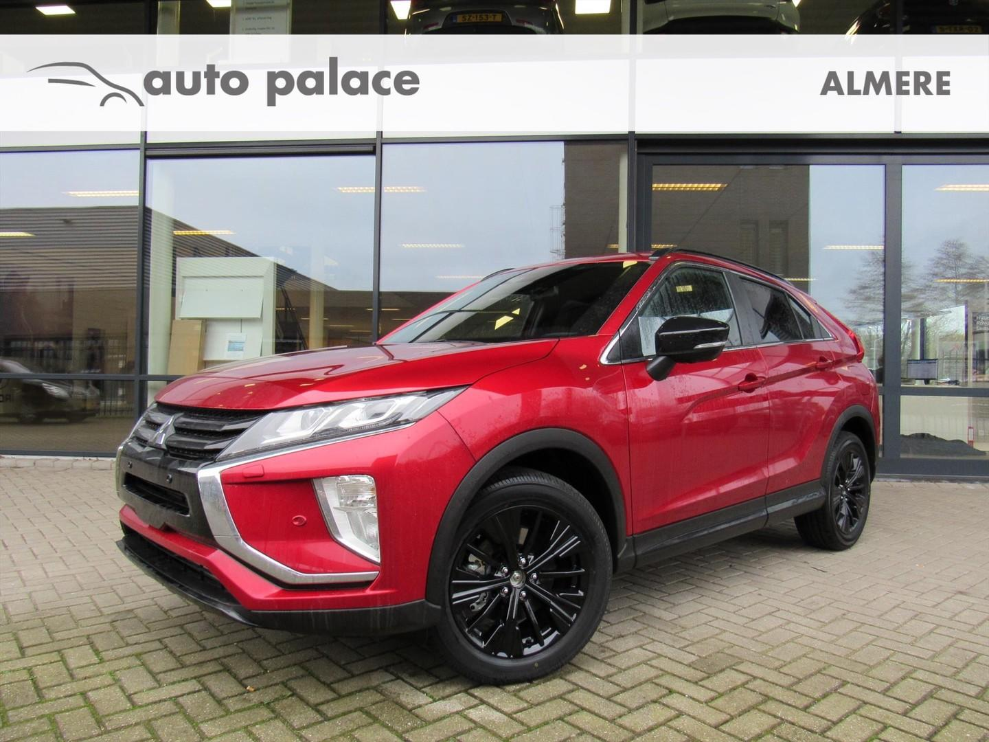 Mitsubishi Eclipse cross Black edition cvt automaat