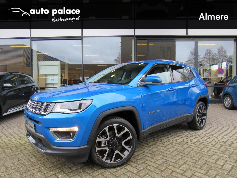Jeep Compass 1.4 turbo 140pk limited van € 43.009,- voor € 35.950,-