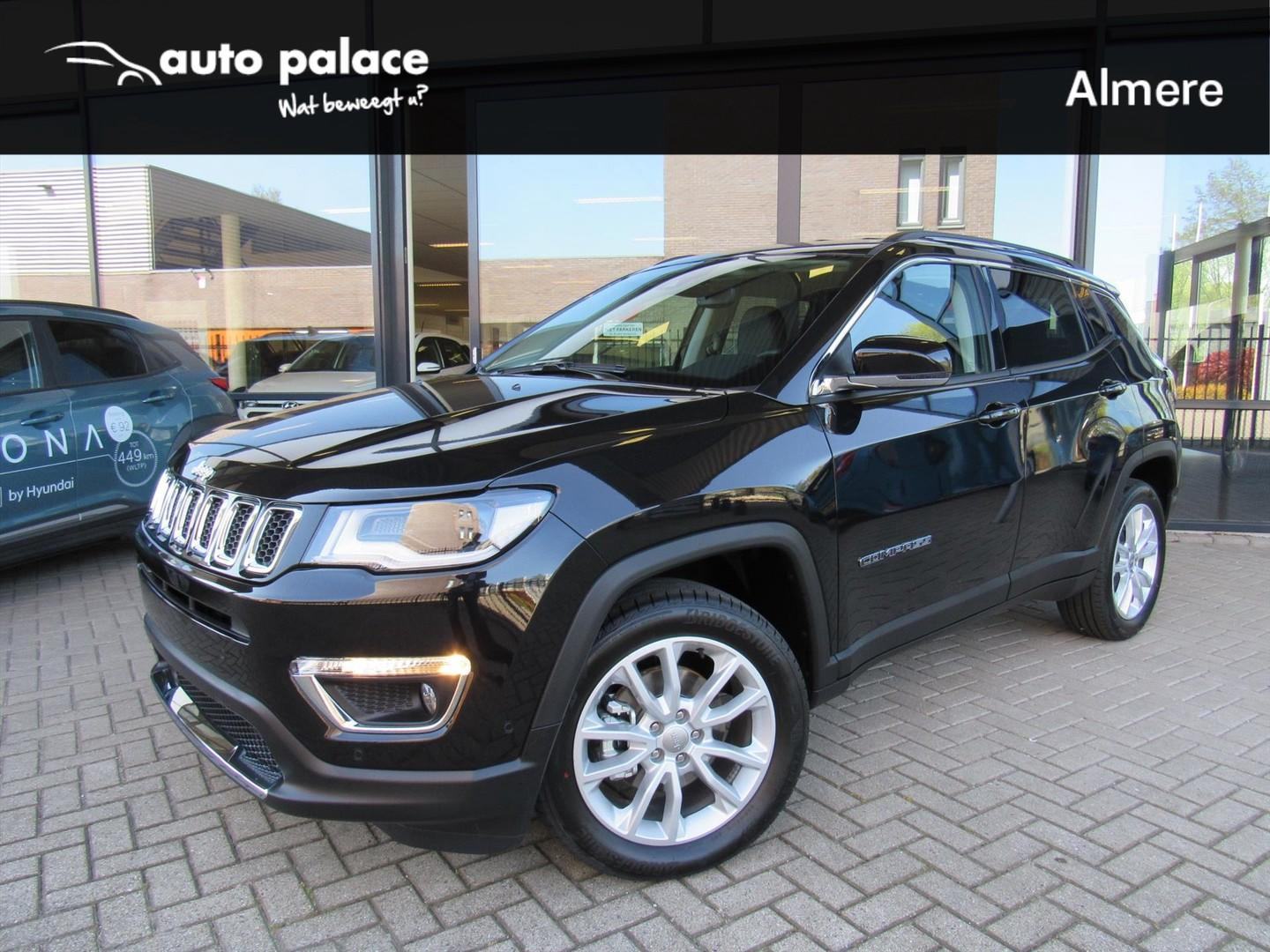 Jeep Compass Limited 1.3t 150pk ddct