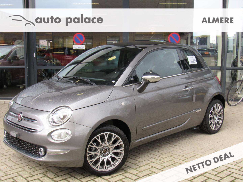 Fiat 500 1.2 69pk star van €21.607,- voor €15.800,-