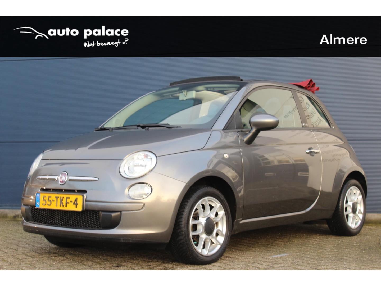 Fiat 500c 1.2 pop cabrio lparkeersensoren l lmv l dealeronderhouden