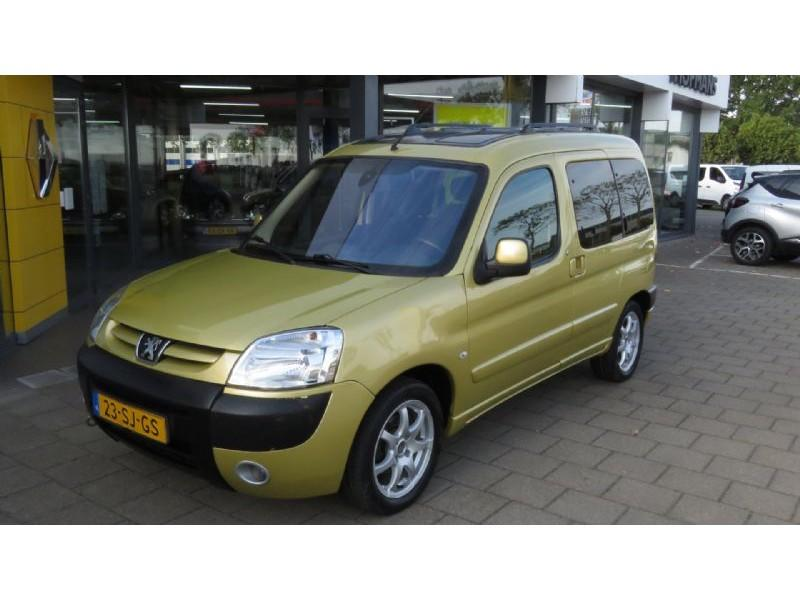 Peugeot Partner Mpv 1.6-16v zenith 4