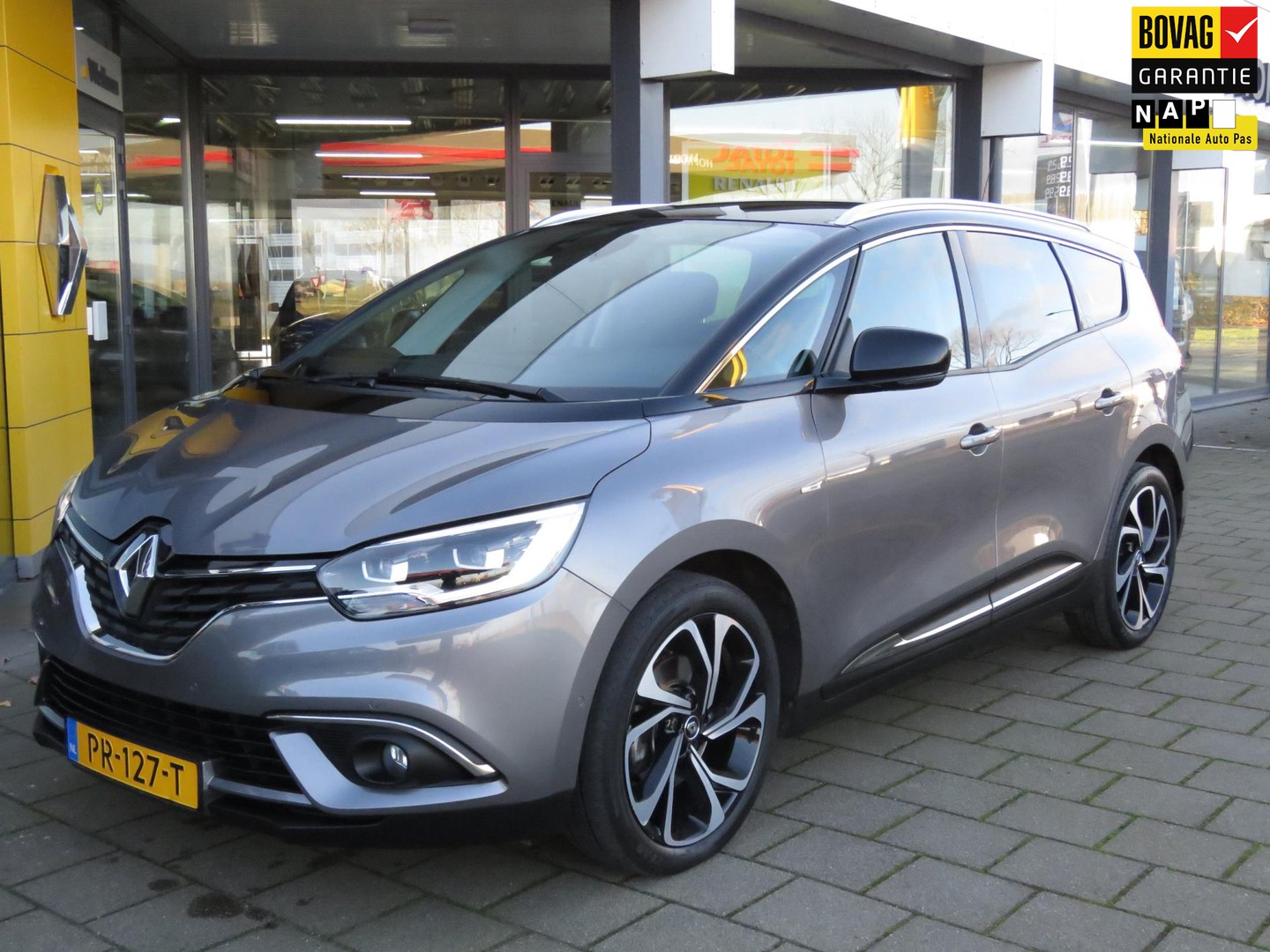 Renault Grand scénic Tce 132 bose