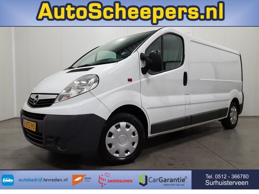 Opel Vivaro 2.0 cdti l2h1 airco/cruise/trekhaak