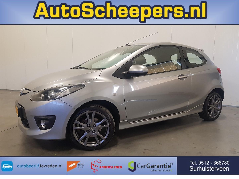 Mazda 2 1.3 kuro limited edition clima/lmv/spoiler