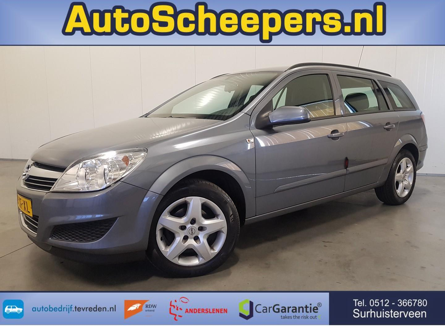 Opel Astra Wagon 1.6 business ac/cruise/lmv/trekhaak