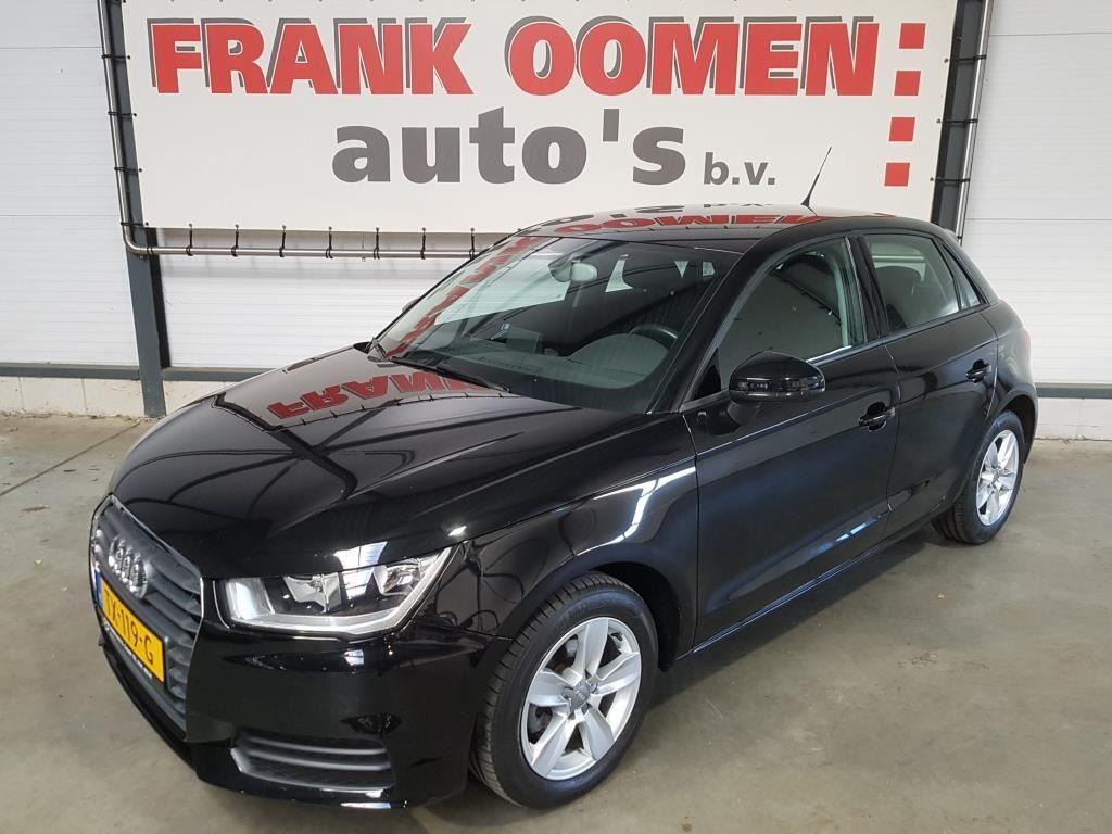 "Audi A1 Sportback 1.0 tfsi automaat + clima/15""lmv/pdc/bluetooth"