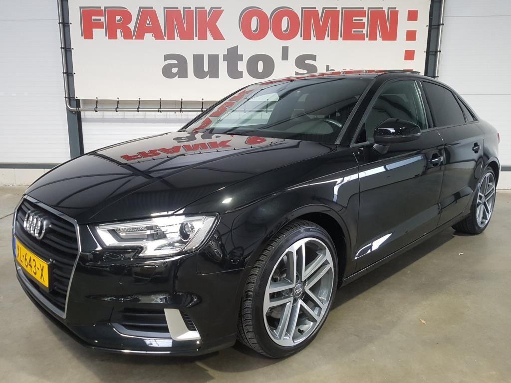 "Audi A3 Limousine 2.0tfsi 186pk s-tronic + bi-xenon/panorama/leer/clima/cruise control/18""lmv"