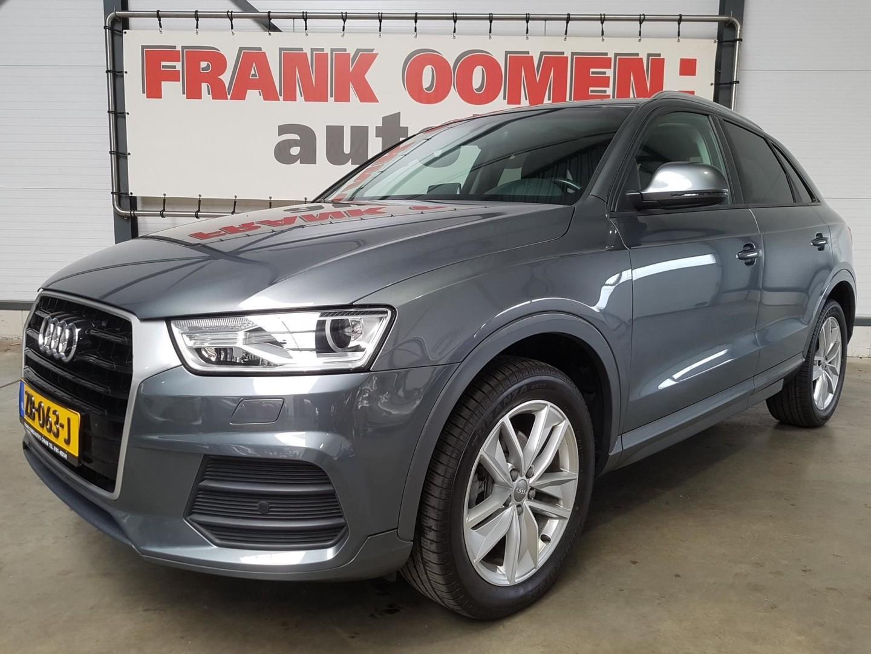 Audi Q3 premium 2.0tfsi 200pk automaat + panorama/bi-xenon/leer/clima/cruise control/pdc/camera