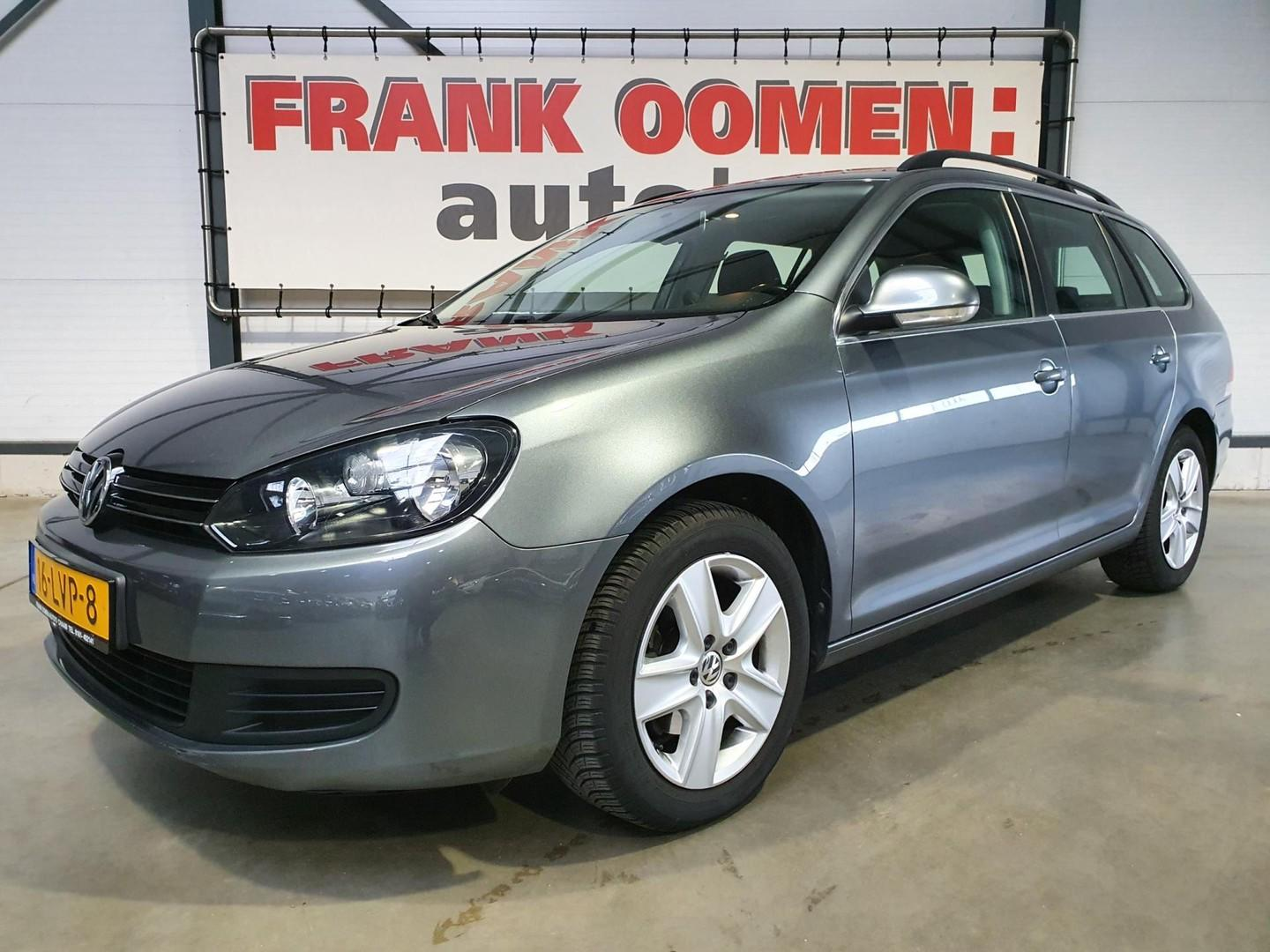 Volkswagen Golf Variant 1.2 tsi 105pk comfortline + nap/navi/clima/cruise control/bluetooth/trekhaak