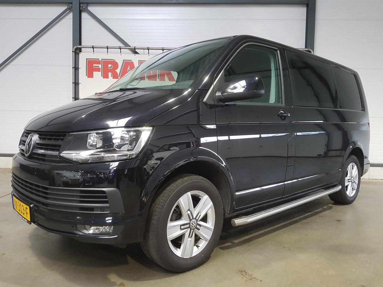 Volkswagen Transporter 2.0 tdi 102pk dc l1h2 highline + nap/5 pers./airco/cruise/pdc/trekhaak