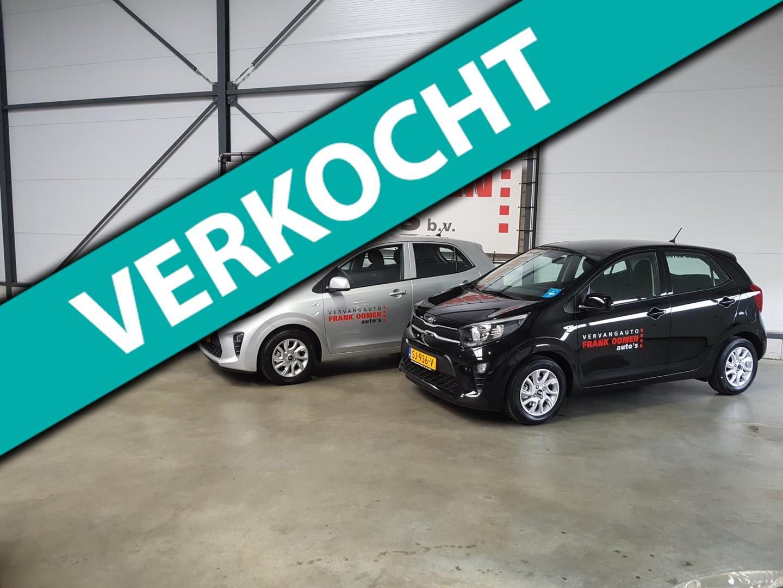 """Volkswagen Caddy 2.0 sdi 69pk sdi + nap/gunstige km stand/airco/cruise/pdc/16""""lmv/trekhaak"""