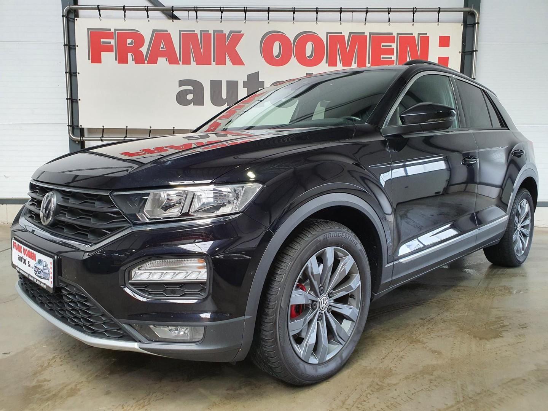 "Volkswagen T-roc 1.5 150pk sport dsg + navi/clima/adap.cruise/front assist/lane warning/17""lmv"