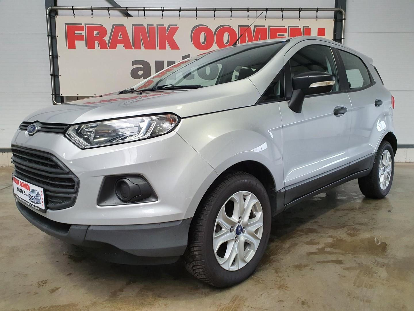 """Ford Ecosport 1.0 ecoboost trend 125pk automaat + oh historie/16""""lmv/airco"""