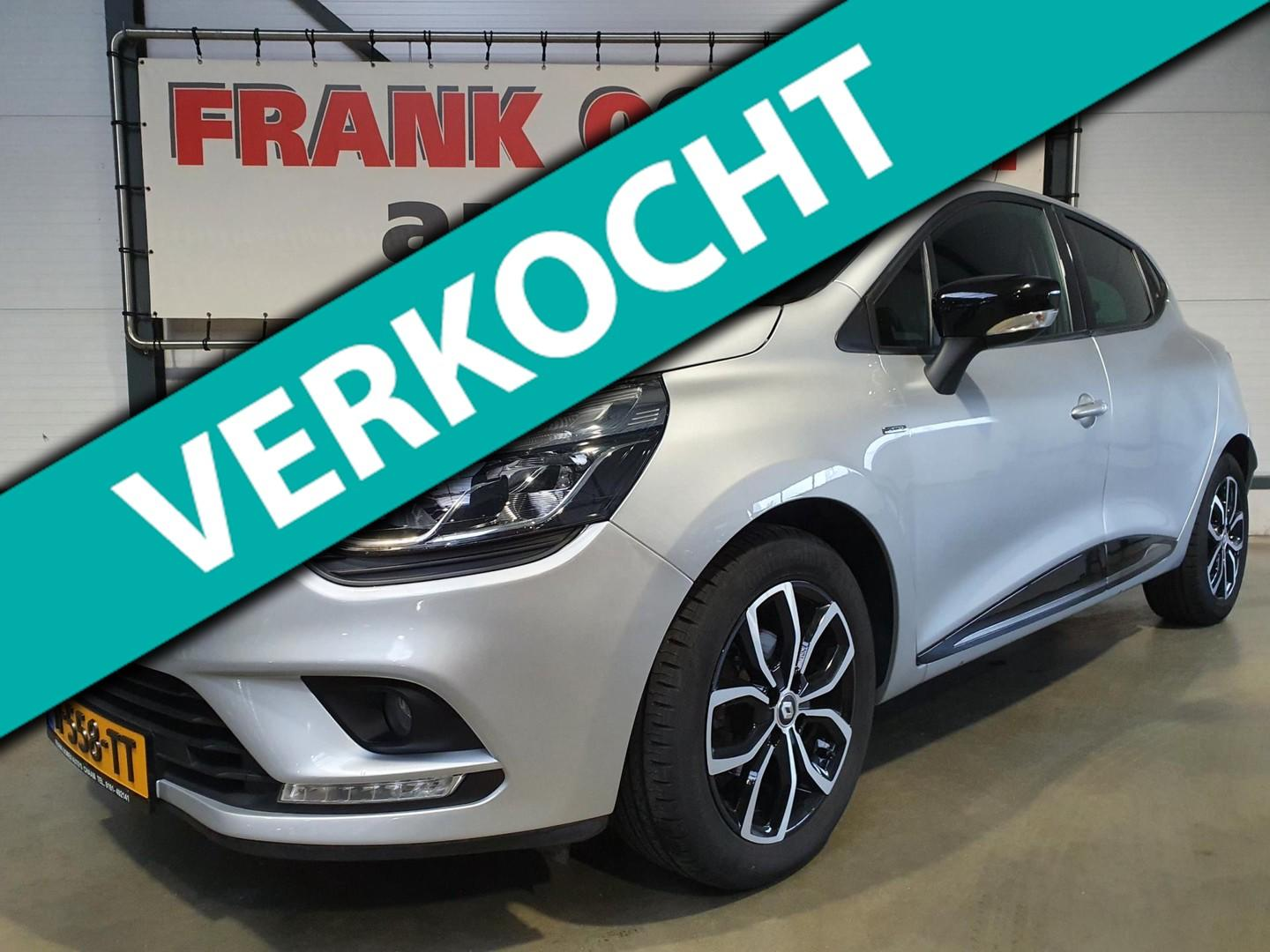 """Renault Clio 0.9 tce 90pk limited +oh historie/navi/airco/16""""lmv/pdc/bluetooth"""