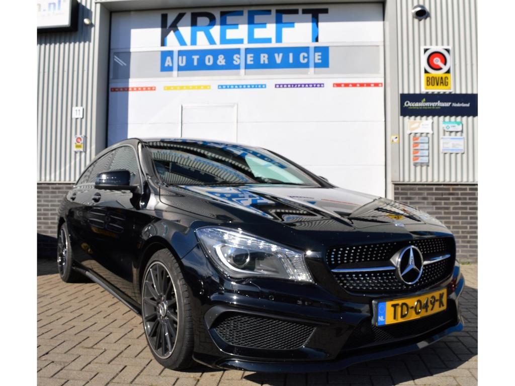 Mercedes-benz Cla-klasse Shooting brake 180 prestige, vol amg